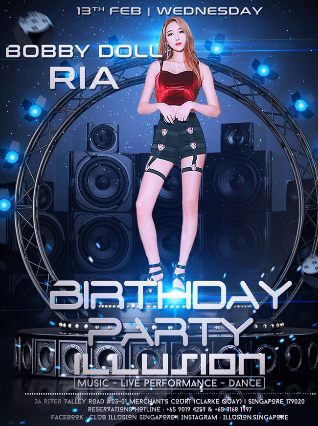 EVENTS – RIA BIRTHDAY